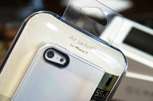 Air Jacket for iPhone 5/5s