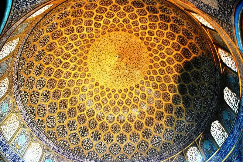 83 Mezquita Sheikh Lotfollah en Isfahan (10)