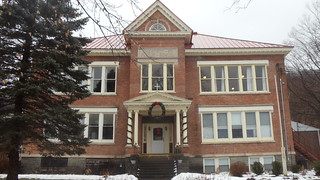 CHESTNUT STREET PUBLIC SCHOOL: Oneonta, New York