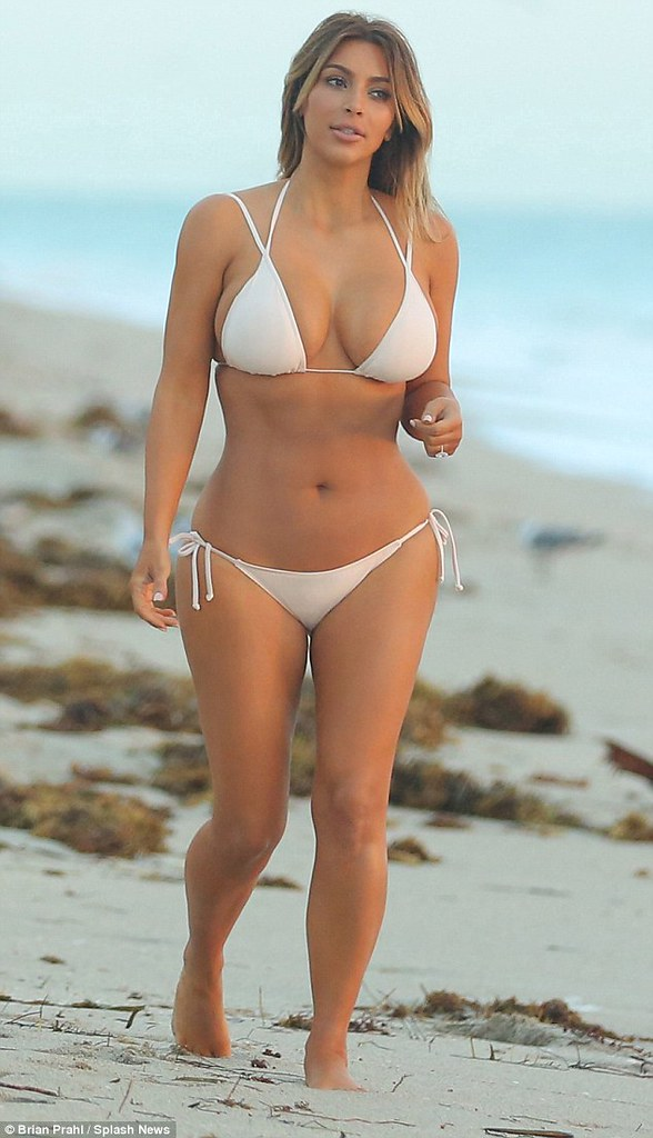 kim kardashian before and after bikini photos (3)