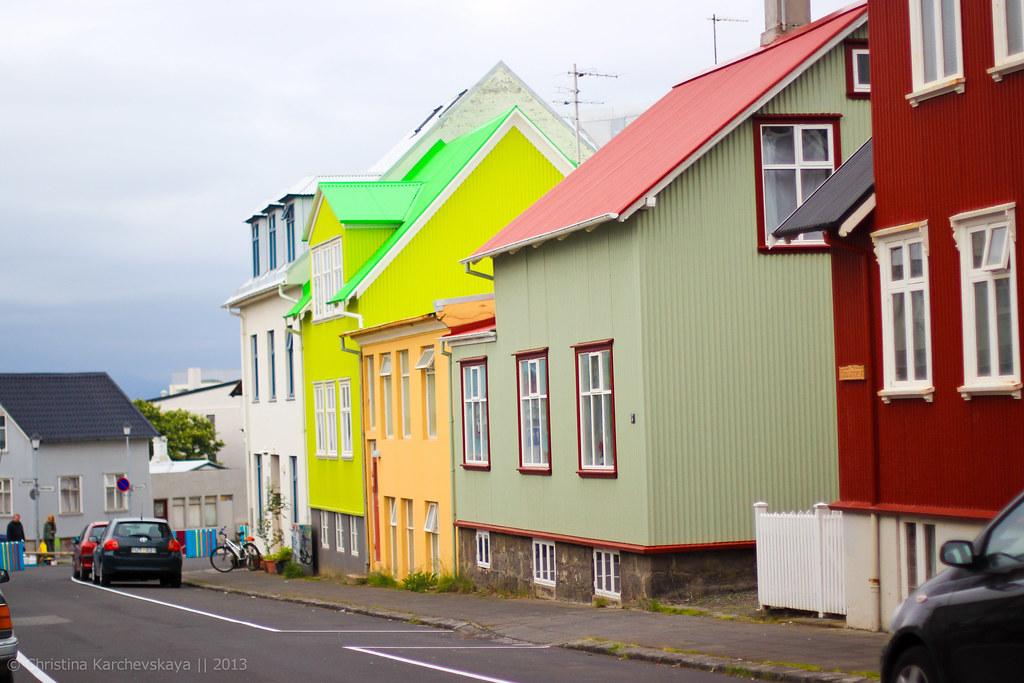 Reykjavik [3]