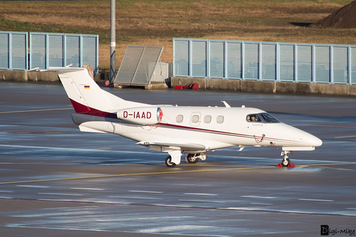 D-IAAD - Embraer EMB-500 Phenom 100 - Arcus Air