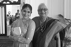 My Nainamma, my family!