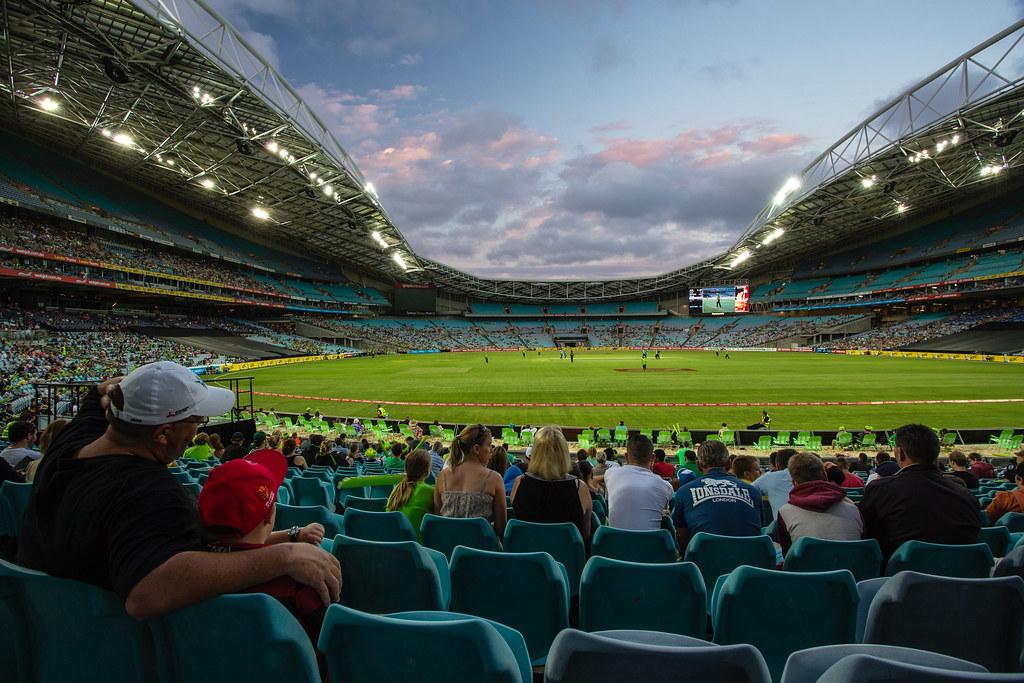 Sydney Olympic Stadium 2