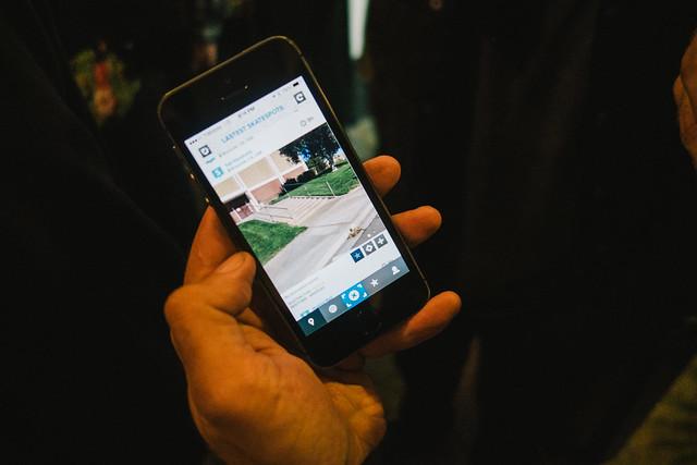 Skate Spot App