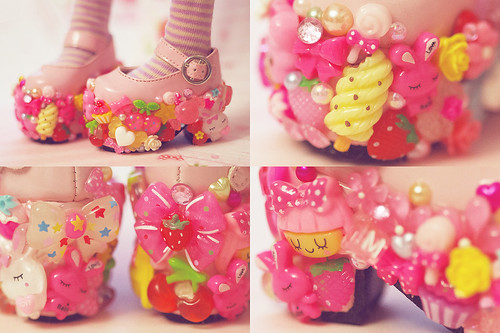 Decoden shoes ★⋆