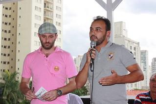 Inauguração da sede do Solidariedade