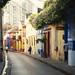Early Morning in Cartagena by Nuzhat Aziz