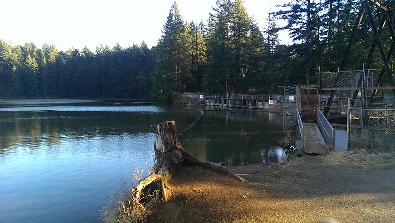 Round Lake Dam