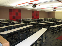 Rike Hall Classroom