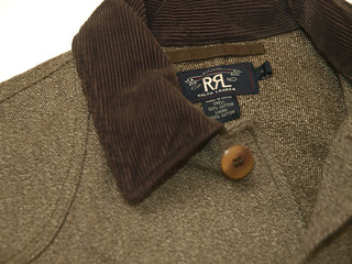 RRL / Twill Campbell Jacket