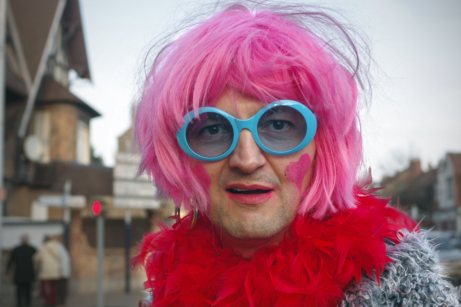 Carnaval de Dunkerque - La perruque