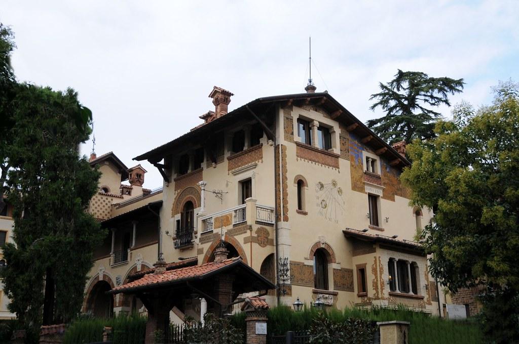 Domus Pacis - Roma Coppedè