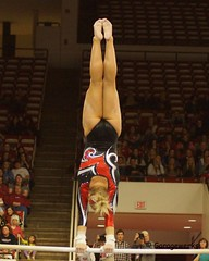 University of Arkansas vs Auburn University Gymnastics