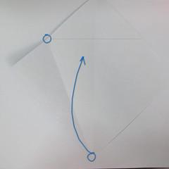 วิธีการพับกระดาษเป็นรูปม้า (Origami Horse) 004