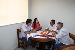 Alliny Sartóri, de Ibitinga, é pré-candidata do Solidariedade a deputada federal