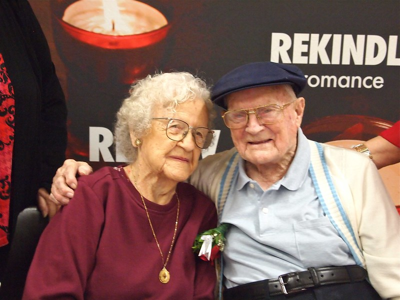 Longest Married Couple 2014-Selects