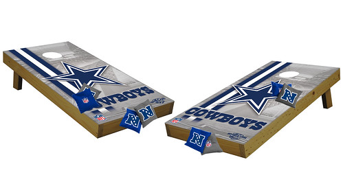 Dallas Cowboys Premium Cornhole Boards