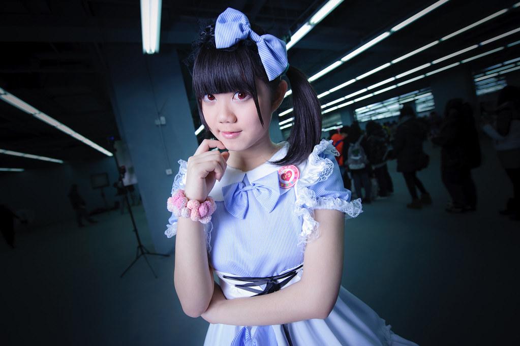Cosplay 北京 MYC游园会
