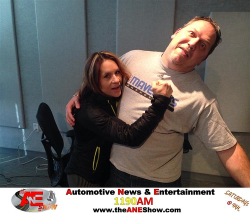 Dr. Jen Welter on The ANE Show by theaneshow
