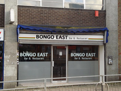 Bongo East, Barking, London IG11