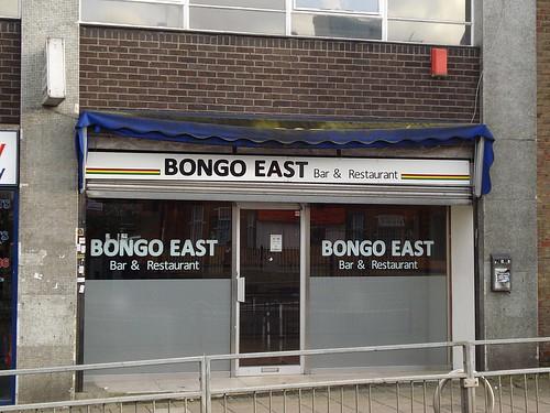 Bongo East, Barking, London IG11