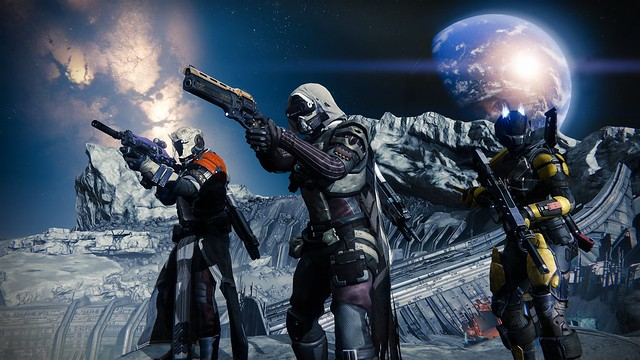 Destiny Now Available For Pre-order On PlayStation Store from Flickr via Wylio