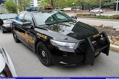 Lorain Ohio police Honor Guard Ford Taurus