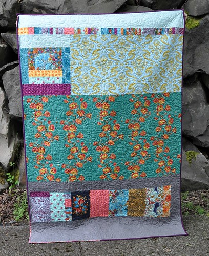 AMH quilt back