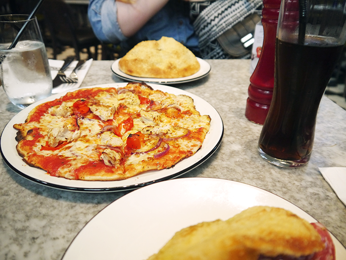 pizza express summer 2014 lunch menu review 4