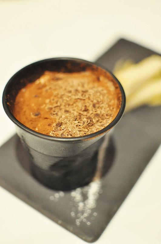tiramisu in a cup