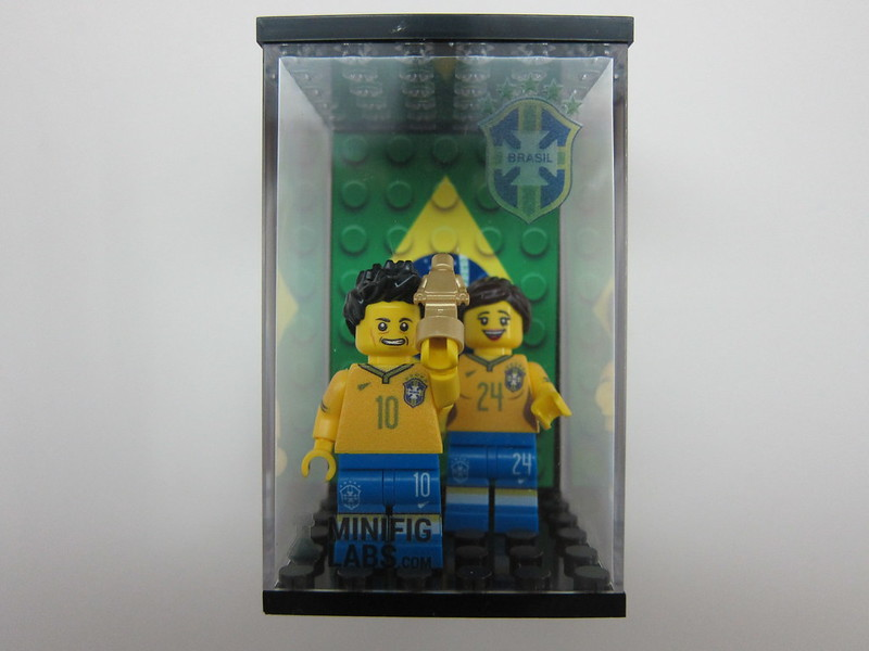 LEGO Custom World Cup Minifigures by minifiglabs.com