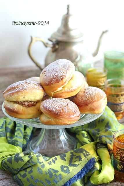 komaj-persian bread