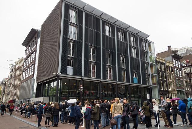 Amsterdam 24 Anne Frank house