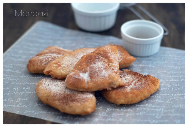 MANDAZI : RETO BAKE THE WORLD