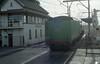 3801 passing Hamilton signal box