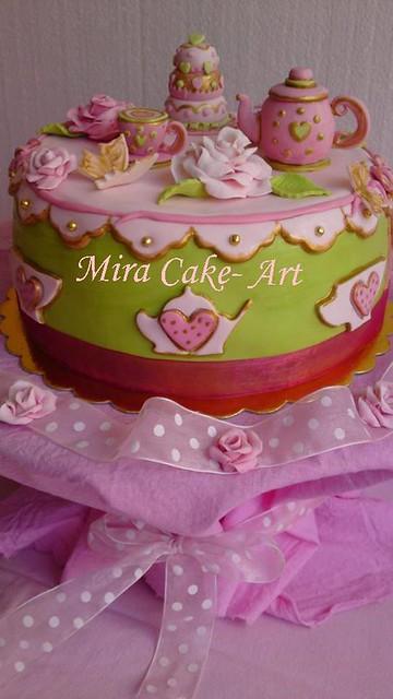 Cake by Mira Cake-Art