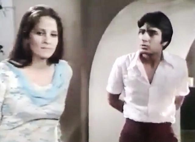 Sahira Kazmi and Rahat Kazmi in Parchaiyyan
