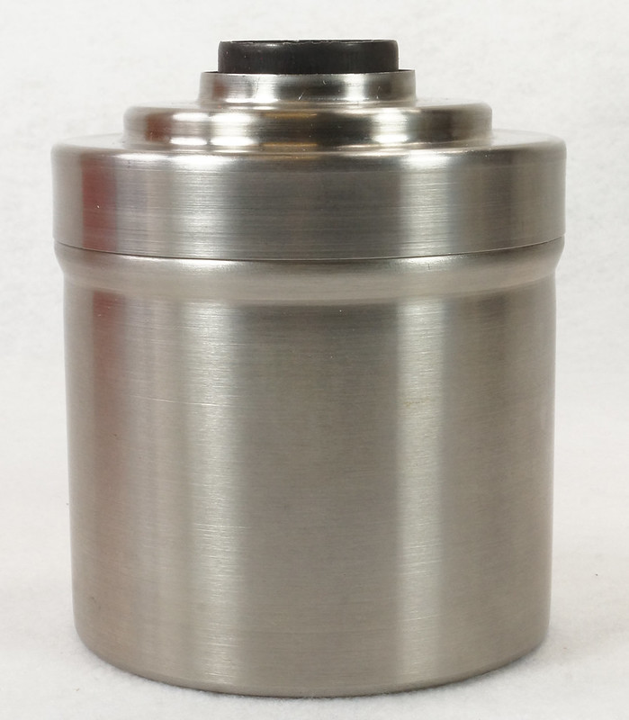 RD14949 Vintage Nikor Stainless Steel Film Developing Tank for 120-620 Film + 2 Reels DSC06714