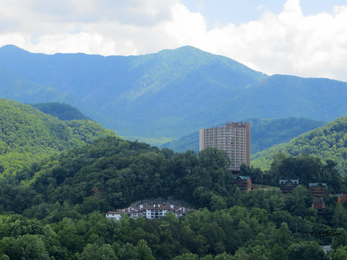 Looking South From Gatlinburg