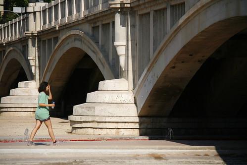 Valencia, puentes Río Turia