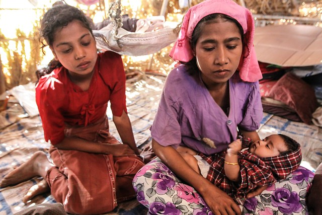 UNHCR News Story: UNHCR consternation at killing of two IDPs in Myanmar's Rakhine state