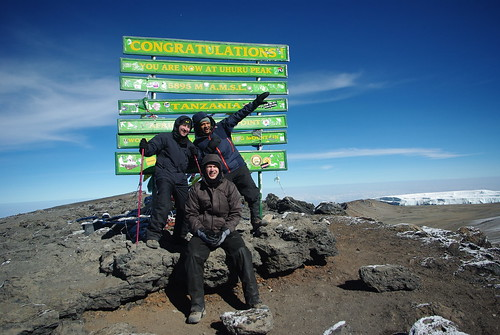 9193103997 6d471ac191 Thomson Safaris Review: Everyone in the group made it to the summit of Kilimanjaro!