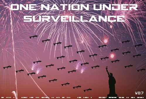 ONE NATION UNDER SURVEILLANCE by WilliamBanzai7/Colonel Flick