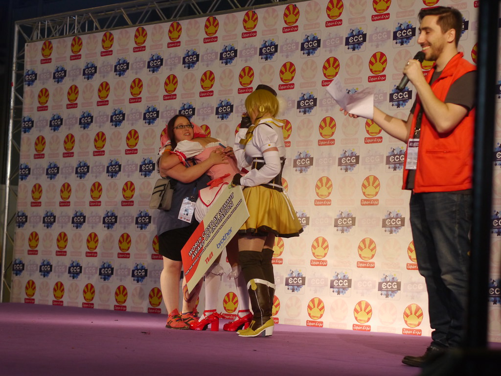 related image - Remise des Prix selection WCS - Japan Expo 2013 - P1660932