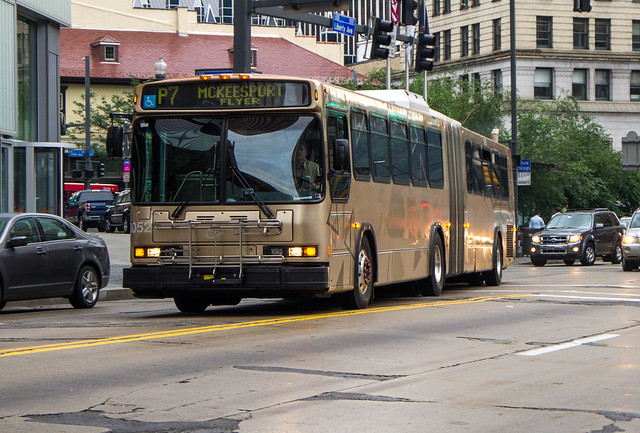 Port authority of allegheny county buses eastern us canadian public transit discussion board - Pittsburgh port authority ...