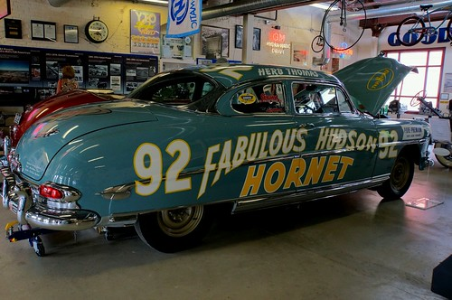 The Fabulous Hudson Hornet - 1952