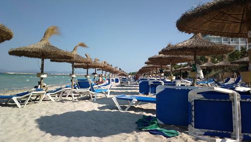 Playa de Muro, Alcudia