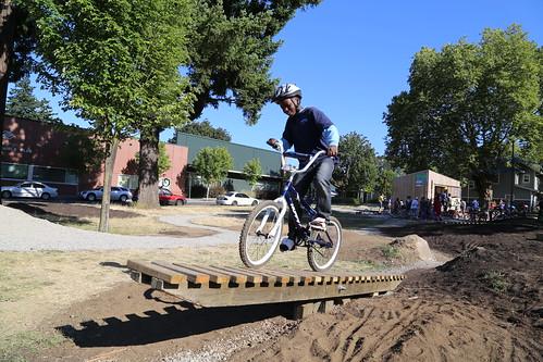 Bike Skills Park Celebration