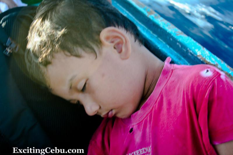 jermain Sleeping